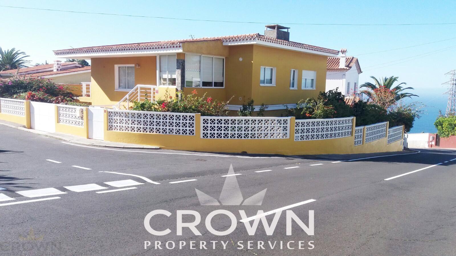 4 Bedroom Villa in Mesa del Mar ID: CP4007
