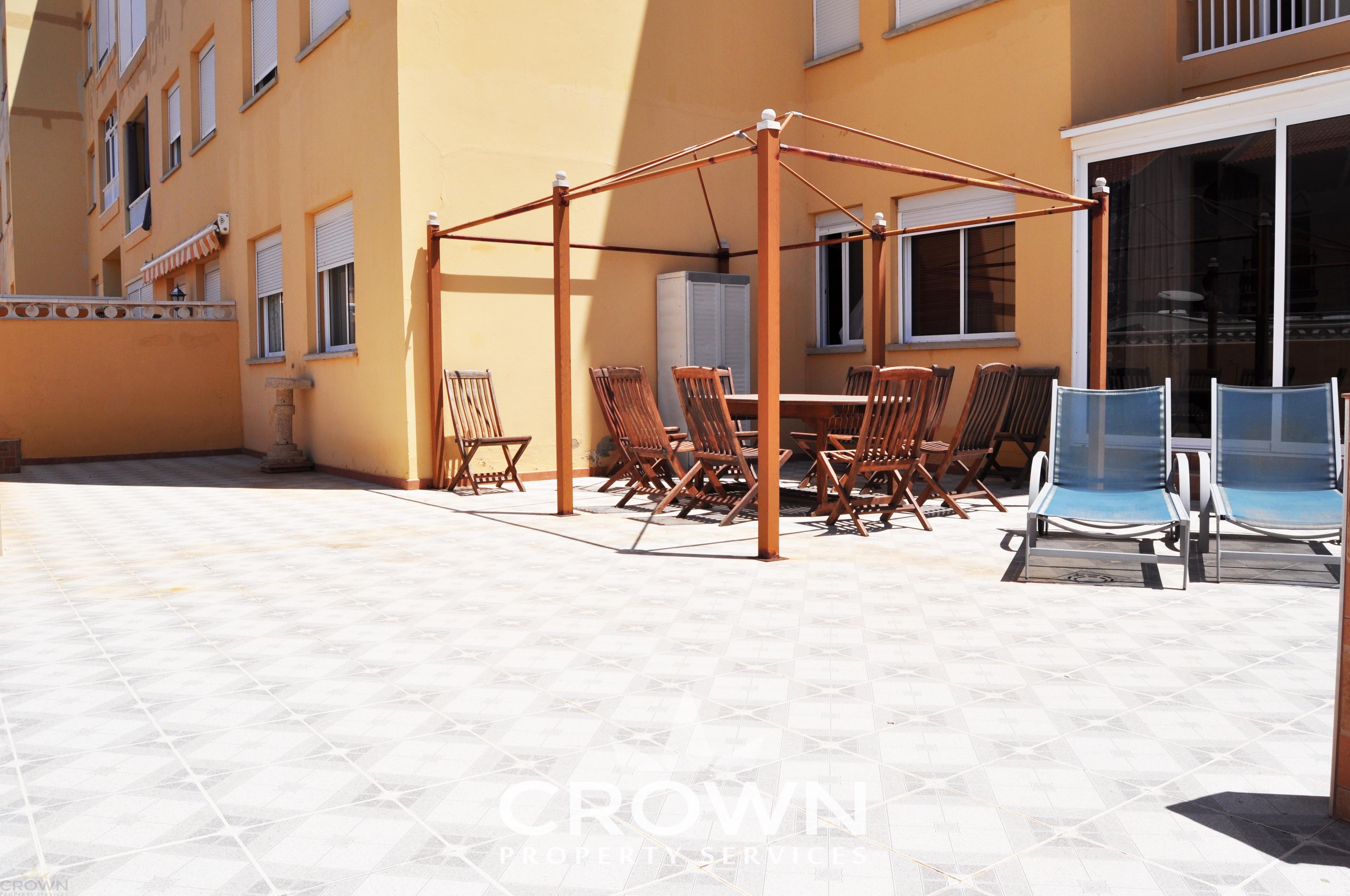 3 bedroom Apartment in El Médano ID: CP3062